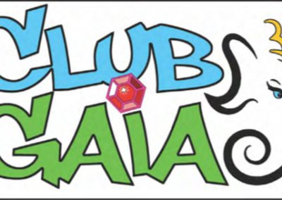 Raft Animation Club Gaia logo